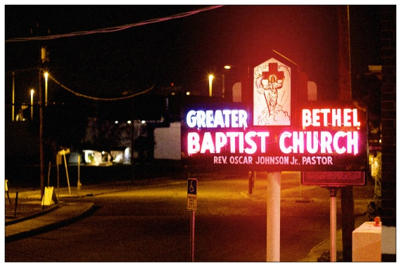 Greater Bethel Baptist Church, Tampa, FL.