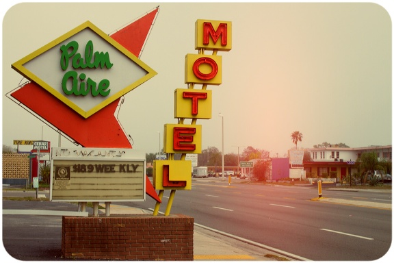 Palm Aire Motel, St. Petersburg, FL.